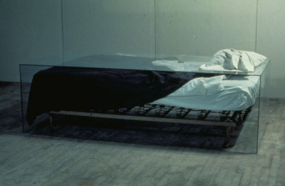 Charles Ray, Untitled (bed), 1976