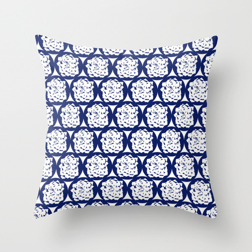 New original pattern design + Free Shipping on my Society6 shop here (ends Jan 13th)