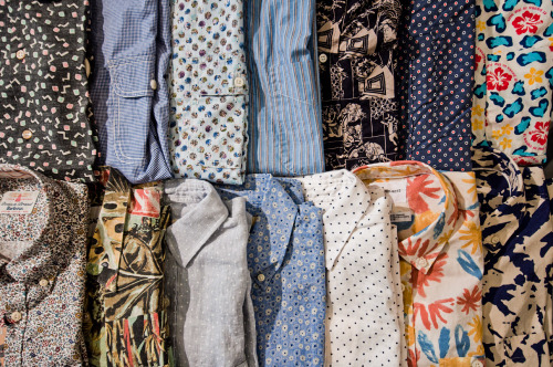 monopolist:  Every shirt you'll need for SS 13