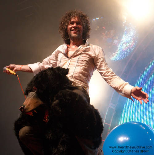 "Flaming Lippage:• Pitchfork: The Flaming Lips' ""Do You Realize??"" No Longer the Official State Rock Song of Oklahoma• NPR: First Listen: The Flaming Lips, The Terror"