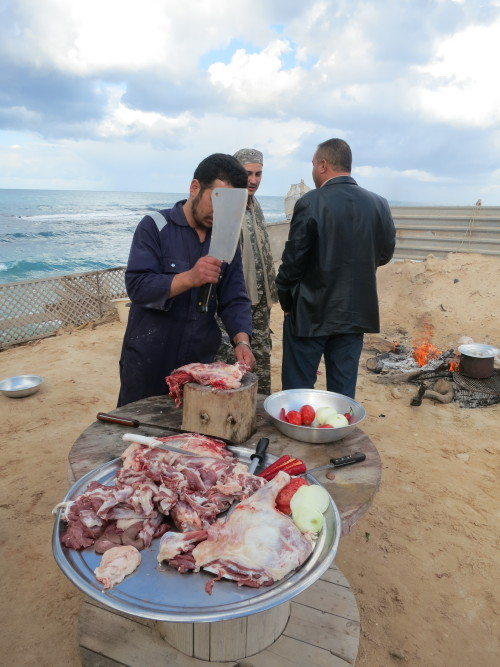 Behind the Scenes: Parts Unknown Libya