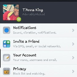 #Kik #Me or just leave names. ^-^ fix my boredom? ♥