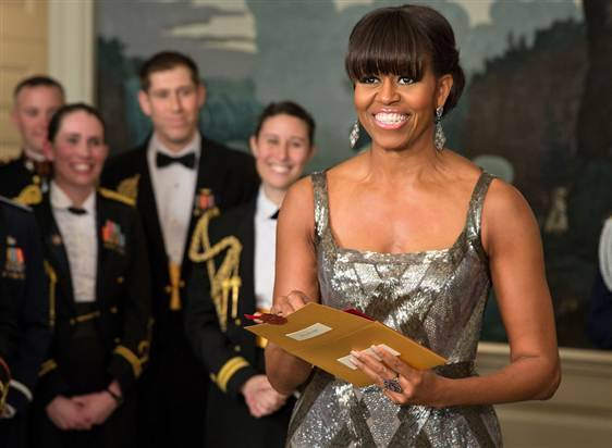 Too much first lady? Michelle Obama's new 'charm offensive' draws fire (Photo: Pete Souza / White House) Michelle Obama appears to be everywhere these days, and that's got critics questioning whether a first lady should be so ubiquitous. Read the complete story.