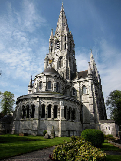 visitheworld:  Saint Fin Barre's Cathedral in Cork, Ireland (by iassakka).
