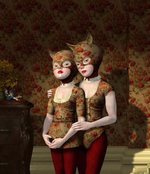 lulubonanza:  Drawn By Ray Caesar
