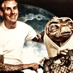 My summer with E.T. He's actually a pretty cool guy. Super down to Earth. - @creamale- #webstagram