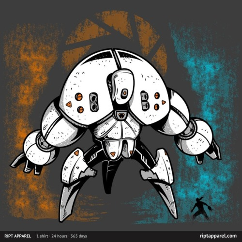 gamefreaksnz:  Last Boss by Melee Ninja US $ 10 for 24 hours only Artist: Redbubble | Facebook | Tumblr