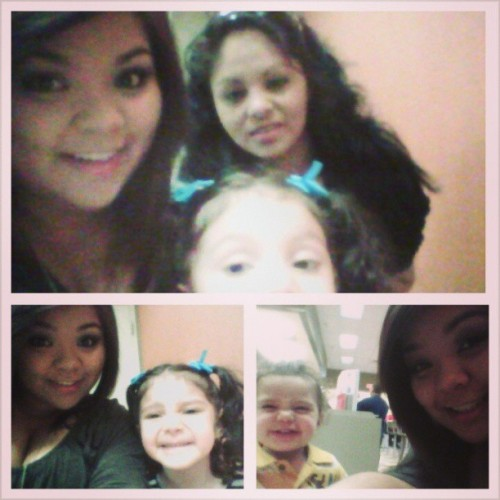#me #mom #nephew #niece #fridays