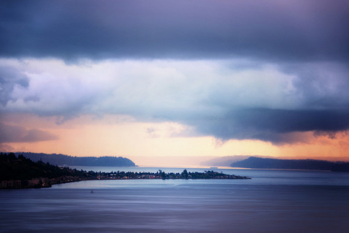 Impending Doom - Seattle, WA on Flickr.www.davemorrowphotography.com