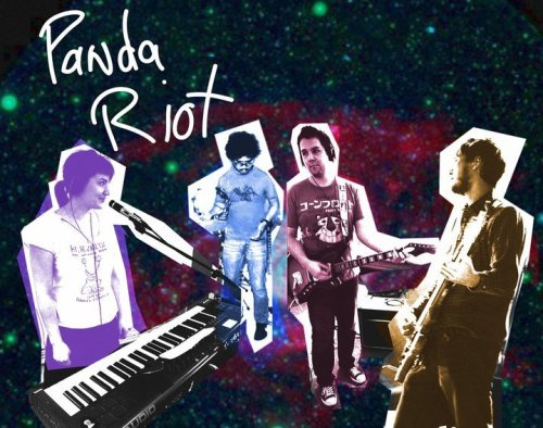 It is no surprise that Panda Riot was formed out of a film scoring project started by band members Rebecca and Brian. The band's sound is perfectly cinematic with layers of swooshy keys and guitar soundscapes that place them in some of the best traditions of shoegaze and dream pop genres. And having drowned their sound in the proper amount of reverb, the group is keen on bringing out the airy vocals and melodic hooks to create a nice balance between drony noise and pop appeal. Tune in Wednesday, 2/27 at 8pm CT on 89.5 FM (NWI) / 90.7 FM (CHI) or stream their live set and interview at www.vocalo.org