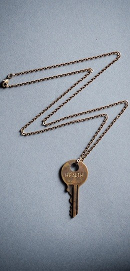 Ask yourself if you've ever taken your health for granted. This necklace will remind you of how precious life is… and how you helped save a dying baby's life! Only available HERE.