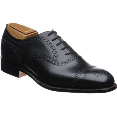 I'm leaning towards Church's for my pair of black dress shoes.