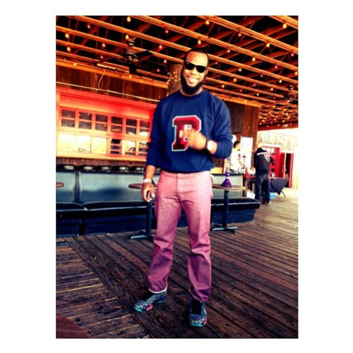#SundaysBest c/o @dscottie reppin @patterson_and_company (@thekommonthread approved)