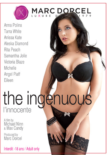 "Michael Ninn and Max Candy Helm The Ingenuous for XBIZ European Studio of the Year Winner Marc Dorcel  XBIZ Female Performer of the Year Anna Polina Stars in a Big-Budget Feature For Couples  LOS ANGELES, CA - (MAY 10,  2013) - Marc Dorcel's premiere release for the month of May, The Ingenuous (l'innocente), is making its U.S. debut on DVD this week via the company's distribution relationship with Wicked Pictures. A big-budget, story-driven feature for couples starring XBIZ Female Performer of the Year Anna Polina, The Ingenuous is the work of two innovative adult filmmakers: acclaimed industry veteran Michael Ninn, and Europe's Max Candy, the director of last year's multi-award winner Inglorious Bitches.  This high-profile collaboration tells the story of young and ""ingenuous"" Sarah (Polina), a quiet beauty drawn into a web of seduction by a glamorous and sexually adventurous libertine named Alicia. Beautiful, rich and powerful, Alicia takes Sarah under her wing, introducing her to a life of hedonism where the pleasures of the flesh are unlimited. Under Alicia's tutelage, Sarah passes through a diverse gauntlet of oral, anal and group adventures.  From a lesbian daisy chain with three European beauty queens to an orgy of epic proportions, no taboo is overlooked as Alicia guides Sarah from innocence to experience.  Armed with sexy performers and a generous budget, Ninn and Candy cast Polina opposite Dorcel regular Aleska Diamond and a supporting cast featuring Angel Piaff, Anissa Kate, Carla Cox, Eileen, Isabella Chrystin, Jenny, Leila, Mia, Mia Maniarotte, Michelle, Nicoletta, Regina, Rita Peach, Samantha Jolie, Terra White, Tess, Victoria Blaze, Victoria Puppy, Victoria Sweet, Martin Gun, Mike Angelo, Neeo and Ridge.  Now in stores, this all-new DVD's sizzling sex scenes are seamlessly interwoven with the classic elements that make the Dorcel imprint so impressive – exotic European locations, gorgeous women and stunning production values that give the movie an artfulness that never gets in the way of the hardcore fun but is there if you want it.  Thanks to the talents of Polina, Diamond, Ninn and Candy, The Ingenuous is a formidable reminder of exactly why the Mark Dorcel brand has earned XBIZ's European Studio of the Year award a record three times in a row (2011-2013).  For more information please visit www.wicked.com and www.wickedB2B.com.  Tags: The Ingenuous. Wicked Pictures, Marc Dorcel, XBIZ Female Performer of the Year, XBIZ European Studio of the Year, Anna Polina, Aleska Diamond, couples feature.  ###"