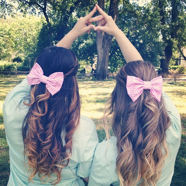 megdeezie:  Bows before bros #ΑΓΔ