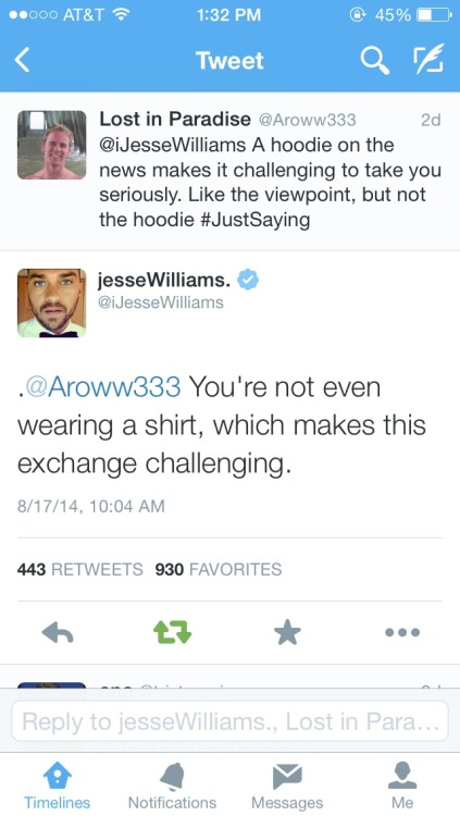 simplymata:  Jesse Williams everyone. 👏👏👏👏👏 just slow clap it out.