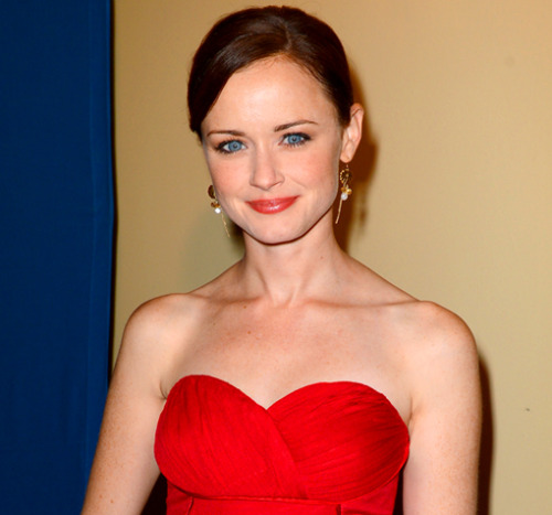 Rory Gilmore: coming back to a TV near you, if Fox picks up the Americanized version of Gavin & Stacey.