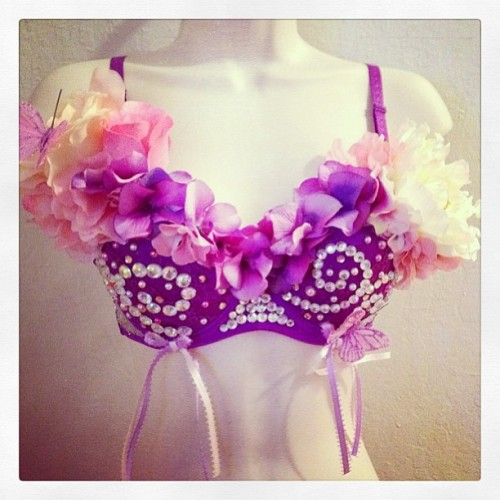 @sweetcupsbykole cute rave clothing sold here! If you want a different design, just email her ;)