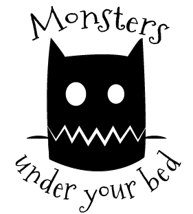Go check out my website! See what kind of monsters live there :) Don't miss the webshop! (It's in dutch, sorry. But it's not that difficult to find your way..I hope)