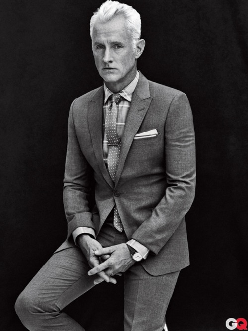 ROGER STERLING>DON DRAPER. i said it.
