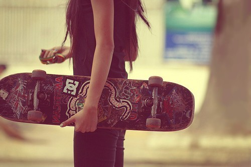 skateboards Skater girl tumblr pics
