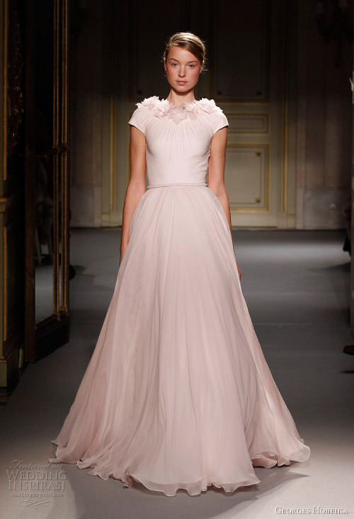 helloweddingdiary:  Georges Hobeika Spring/Summer 2013 couture collection