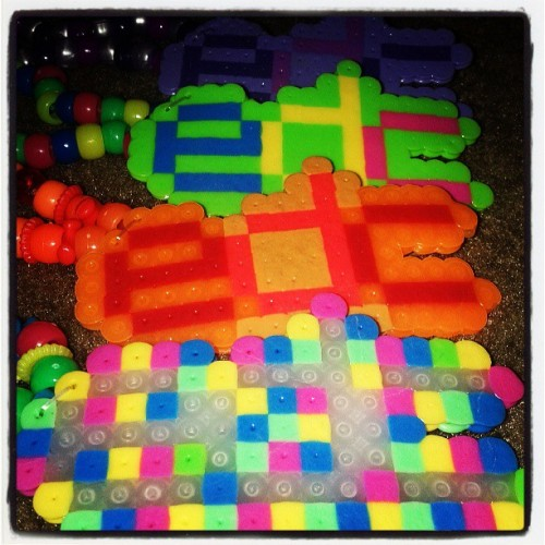 4 more new #tradablekandi for #EDC2013 #kandi #kanditrade #kandigirl