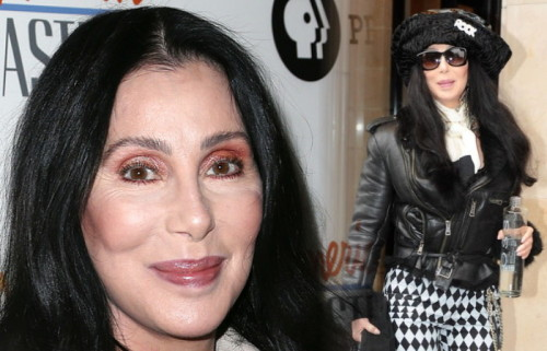 the amazing @cher is 67 today #happybirthday #diva