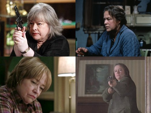Supernatural Genderbent Series (x) Kathy Bates as Bobbi Singer