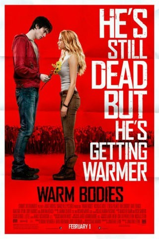 aliceamys:           I am watching Warm Bodies                                                  85 others are also watching                       Warm Bodies on GetGlue.com
