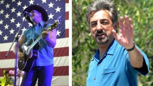 Trace Adkins, Joe Mantegna Named Celebrity Marshals of National Memorial Day Parade On Memorial Day in Washington, D.C., thousands of patriotic Americans will come together for the Ninth Annual National Memorial Day Parade, organized by the American Veterans Center.