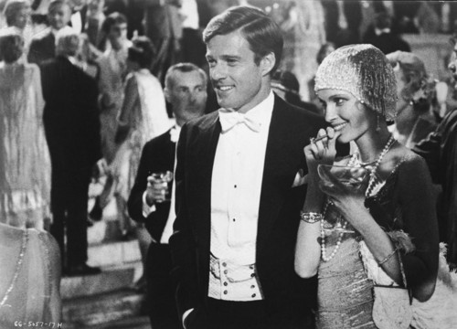 sillylustsongs:  the original Gatsby <3