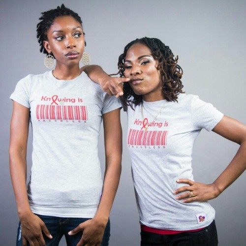 Have you ordered a @redpump shirt yet? Getchu one at http://royaldynamite.com/redpumpproject. Each tshirt purchased not only supports Red Pump but a kid in Sierra Leone gets a bag of school supplies. #Shourrout to @royaldynamite for the collabo.