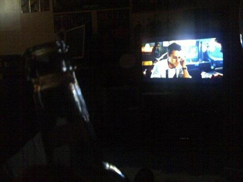 Fight Club, Beer, Pizza, Girlfriend :D. Great evening!! x