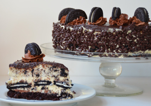 thecakebar:  Oreo Dream Extreme Cheesecake!