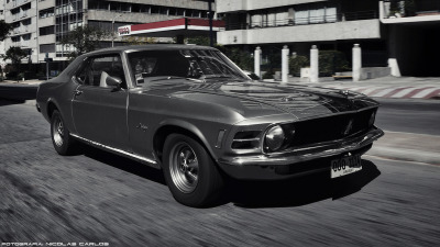 carpr0n:  All the glory Starring: Ford Mustang (by ( ( ( Nico ) ) ))