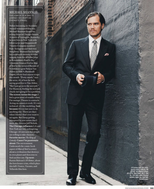 beechwoodpark:  some scans from Michigan Avenue Magazine, Oct 2014