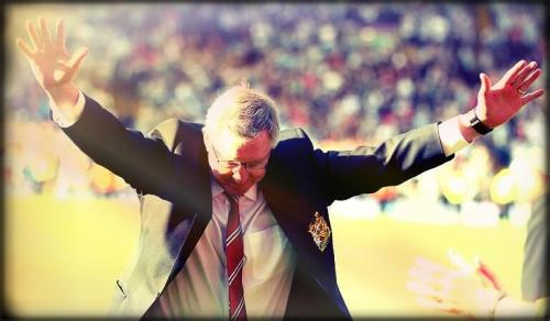 Sir Alex Ferguson last match. 19/05/2013