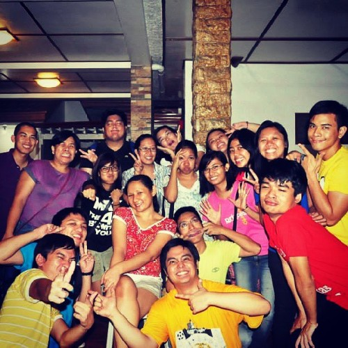 Happiness #bld #singles #gmers #bldvcf #youth #clingy #friends (photo courtesy of J.Eusebio)