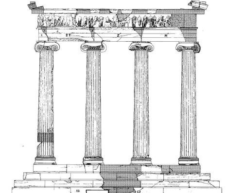 ROMAN COLUMNS COLUMNS GRECIAN CLASSICAL ART RUINS