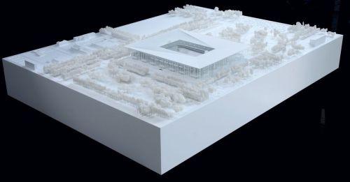fabriciomora:  Nouveau Stade, Bordeaux - Herzog & de Meuron