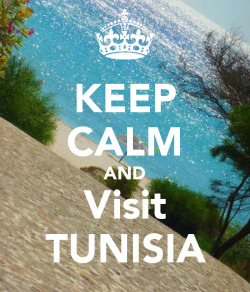 love-little-life-details:  Keep calm and VISIT TUNISIA !