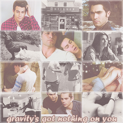 "Title: Gravity's Got Nothing on You Author: zosofi Pairing: Sterek Word Count: 83,980 Summary: Or, the one where the Hale fire never happened, Laura is a nosy sister, Derek is desperate, and Stiles is the only one that can help. Excerpt: ""Three weeks,"" Derek says. ""Still don't want to,"" Stiles says. ""I'll pay you,"" Derek says, and that… that has Stiles interested. Alf's Antique's may be a great job, but it's not a high-paying job, and half of Stiles's tuition is coming from financial aid, so… ""How much,"" Stiles asks, ""are we talking here? Because I know your family, dude. And it'll be kind of awkward after."" ""My family thinks you're some sort of fucking gift to the world,"" Derek seethes, like he's jealous, ""they'll probably be pissed at me when we break it off, so don't worry about that. Five hundred bucks."" ""A thousand,"" Stiles says, because screw ethics. Also, the Hale family is loaded. Derek can deal.  Read this a few days ago, good story.  Get comfy, put your feet up and settle in for a good long read."
