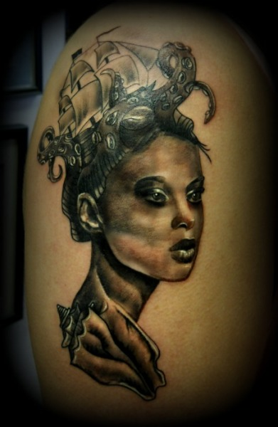 Done by: Anthony Washington Ink Company Tattoos Hattiesburg, MS mixedartist@yahoo.com for appointment information