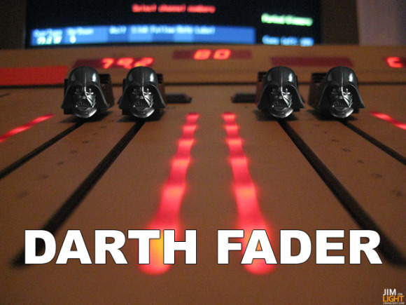 (via DARTH FADER | Jim On Light)