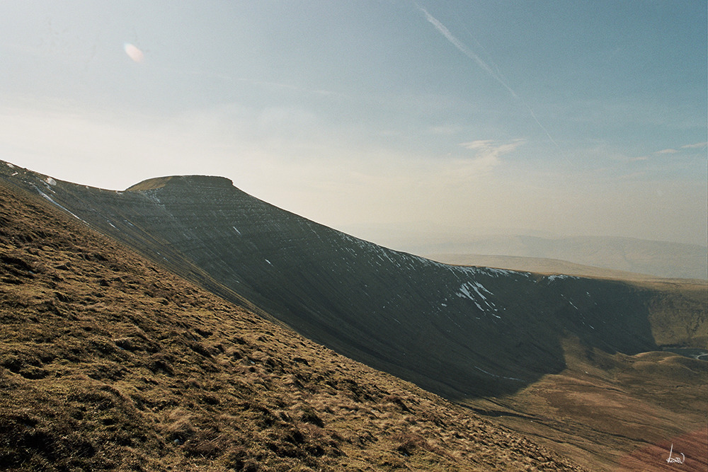 #11Brecon Beacons - 35mm: Kodak Portra 160