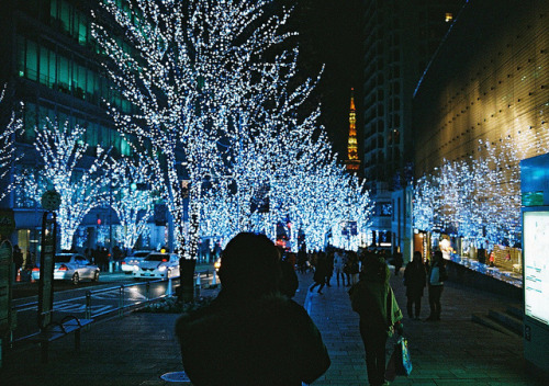 heartisbreaking:  Tokyo ilumination by drsato60 on Flickr.