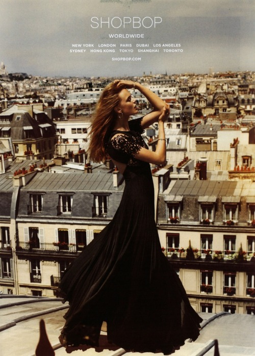 Shopbop F/W 12.13 by Guy Aroch