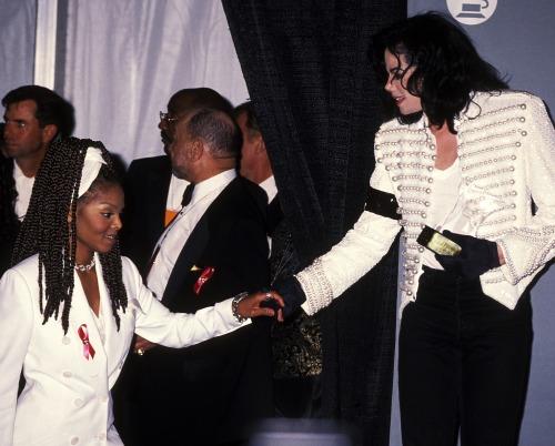 Michael Jackson 1993 janet jackson 90shiphopraprnb •