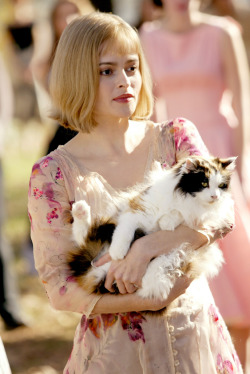suicideblonde:  Helena Bonham Carter in Big Fish